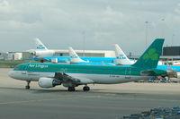 EI-DER @ EHAM - Aer Lingus A320 - Taxiing - by David Burrell