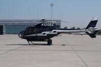 N120EC @ VIE - Eurocopter 120 - by Yakfreak - VAP