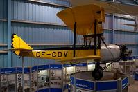 CF-CDV @ CEX3 - Avro Avian