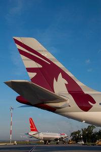 A7-AFE @ VIE - Qatar Government Airbus 310