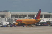 N781WN @ MCO - Southwest New Mexico One 737-700