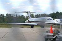 N880DP @ DTW - Detroit Pistons DC-9-32