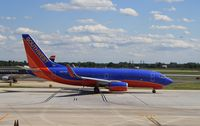 N257WN @ KPHL - Boeing 737-700 - by Mark Pasqualino