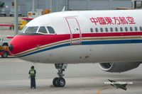 B-6331 @ VHHH - China Eastern Airlines - by Michel Teiten ( www.mablehome.com )