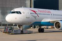OE-LBQ @ LOWW - EX Lauda A320 now in Austrian livery.