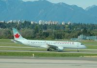 C-FNAN @ CYVR - Air Canada - Taxiing - by David Burrell