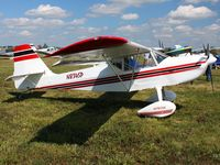 N834SP @ I74 - MERFI Fly-in - Urbana, Ohio - by Bob Simmermon