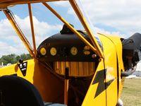N26761 @ I74 - MERFI Fly-in - Urbana, Ohio - by Bob Simmermon