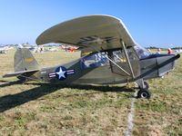 N90425 @ I74 - MERFI Fly-in - Urbana, Ohio - by Bob Simmermon