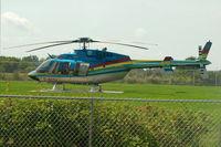 C-GOTU @ CPQ3 - C-BOTU - Niagara Falls Heliport - by David Burrell