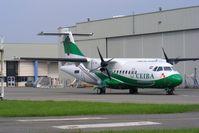 3C-LLG @ LFBO - ATR42-320 - by JBND31
