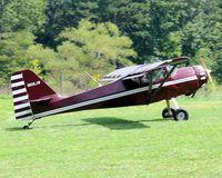 N106JW @ 25NC - Smith's Fly-In - by John W. Thomas