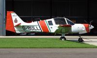 G-BULL @ EGBP - 1977 Bulldog Series 120 on display at Kemble 2008 - Saturday - Battle of Britain Open Day