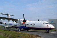 5N-BCR @ LFBO - ATR-42-300 - by JBND31