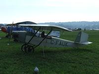 C-FAUK @ D52 - AT GENESEO AIR SHOW. - by Terry L. Swann