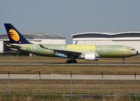 F-WWYA @ LFBO - C/n 0956 - For Jet Airways - by Shunn311
