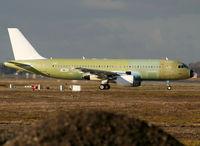 F-WWIK @ LFBO - C/n 3361 - For Nas Air as VP-CXZ - by Shunn311