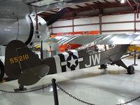 N9073C @ ADS - At the Cavanaugh Flight Museum