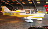 G-RUES @ EGBT - Robin at Turweston