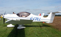 G-CDLL @ EGBT - Bambi  - A visitor to the 2008 Turweston Vintage and Classic Day