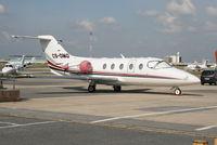 CS-DMQ @ EBBR - parked on General Aviation apron (Abelag) - by Daniel Vanderauwera
