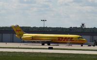 N959AX @ KRFD - DC-9-41