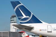 YR-LCA @ VIE - Tarom Airbus A310
