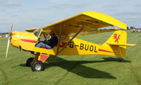 G-BUOL @ EGBT - 1994 Denney Kitfox - A visitor to the 2008 Turweston Vintage and Classic Day