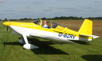 G-BZRV @ EGBT - Vans RV-6 - A visitor to the 2008 Turweston Vintage and Classic Day