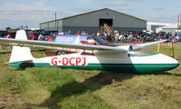 G-DCPJ @ EGBJ - A visitor to the 2008 Turweston Vintage and Classic Day