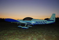 N55ZC @ 6Y9 - Morning at the 6Y9 Labor day Fly-in - by Scott Migaldi
