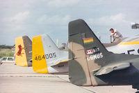 C-GMUS @ HRL - At CAF Airsho '83 - by Zane Adams