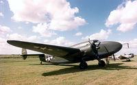 N30N @ HRL - At CAF Airsho '83 - by Zane Adams