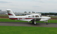 G-LBRC @ EGBW - 1979 Piper Pa-28RT -201 at Wellesbourne