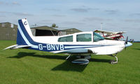 G-BNVB - 1978 Grumman AA-5A at Hinton-in-the-Hedges