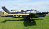 G-BPAF - 1977 Piper Pa-28-161 at Hinton-in-the-Hedges