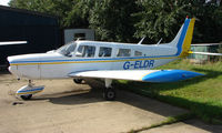 G-ELDR - 1974 Piper Pa-32-260 at hinton-in-the -Hedges