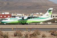 EC-IZO @ GCFV - Binter Canarias ATR72 - by Andy Graf-VAP