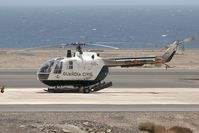 HU15-88 @ GCFV - Spain - Guardia Civil MBB Bo105 - by Andy Graf-VAP