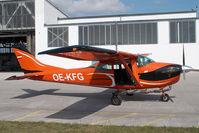 OE-KFG @ LOAN - Cessna 182