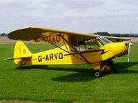 G-ARVO photo, click to enlarge