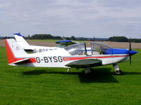 G-BYSG photo, click to enlarge
