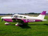 G-CDGW photo, click to enlarge