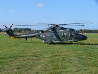 283 @ EHKD - Royal Netherlands Navy Lynx parked in the sun - by Alex Smit