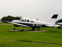 G-IRKB photo, click to enlarge