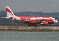 9M-AHF @ WADD - Air Asia - by Lutomo Edy Permono