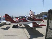 N701GB @ CMA - 2007 Aero Sp Z O O AT-4, Rotax 912 ULS 100 Hp - by Doug Robertson