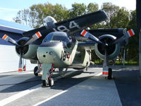 184 @ EHKD - Preserved in the local Naval Aircraft Museum - by Alex Smit