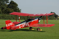 G-APNT @ EGTH - 2. G-APNT at Shuttleworth Evening Flying Display