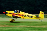 D-ETMB @ EBDT - What a cosy aircraft this is..! - by Joop de Groot